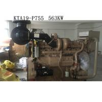 Buy cheap KTA19- P755 CCEC Cummins Industrial Engines , Water Pump Diesel Engine Replacement product