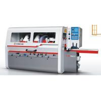 Quality Slice Cutting Six Head Moulder Woodworking Equipment For Processing Sauna Board wholesale