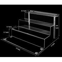 Quality Modern Retail Store Display Stand Acrylic Display Unit Stable Structure wholesale