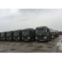 Quality Oil Transport Vehicle Fuel Oil Delivery Truck  Mobile Station 25 - 30 CBM Euro 2 wholesale