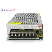 Quality 12 Volt 5A CCTV Power Supply With Metal Case Over Current Protection wholesale