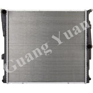 Quality Anti Corrosion Custom Replacement Aluminum Radiator For Car / Auto High Heat Transfer wholesale