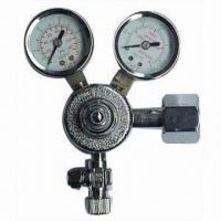China CO2 Pressure Regulators with Maximum Input Pressure of 15MPa on sale