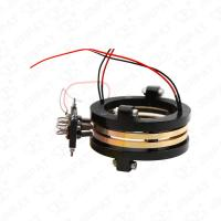 Quality Hollow Shaft Slip Ring of 4 Circuits 5A with 158mm Hole Dia for Small Rotary Table wholesale