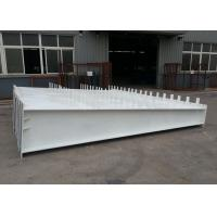 Quality Light Steel Frame Metal Fabrication Services Prefabricated With Weld H Beam wholesale