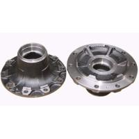 China Auto Car Spare Parts Ductile Cast Iron Front Wheel Hub For Truck And Trailer on sale