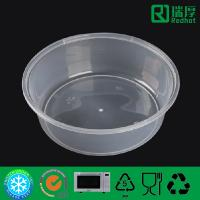 Buy cheap Environmentally Friendly & Stackable Disposable Food Container 2500ml product