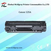 China Compatible for Canon 125A toner cartridge on sale
