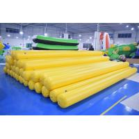 Quality 4.5m Long Inflatable Swim Buoy For Pool / Inflatable Tube With Anchor Ring wholesale