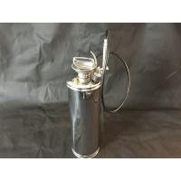 Quality Customized Color 2 Gallon Stainless Steel Tank High Strength 25-55 Psi Pressure wholesale