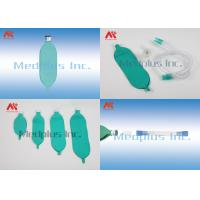 China 3L Medical Supplies Of  Disposable Latex-free Medical  Breathing Bag Green on sale