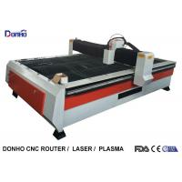 Quality Heavy Duty Structure CNC Plasma Cutting Machine With Chuangwei Stepper Motor wholesale