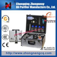Quality Oil tester / oil analyzer / oil particle detector TP691 wholesale