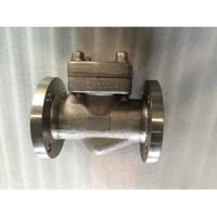 China Forged Piston Check Valve A182 F51 Body,DN50,RTJ Flanged,API602 Standard,class 1500 on sale