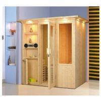 Quality Sauna Room With Non Explosive Lamp and Wooden Bench (MY-2801) wholesale