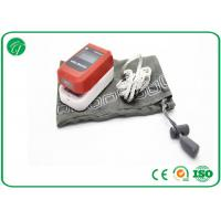 Quality Sound / Light Alarm Finger Pulse Oximeter With Four Way Switch Display wholesale