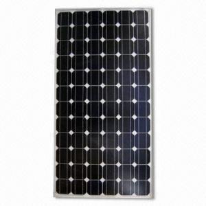 Quality Monocrystalline Solar PV Module 180W-190W Solar panel made in china wholesale
