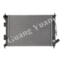 Quality High Efficiency Hyundai Elantra Radiator Replacement With Aluminum Core OEM 25310 3X101 wholesale