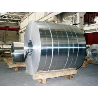 Quality 1060 Customized Jumbo Roll Thin Aluminum Foil For Electrical Cable wholesale