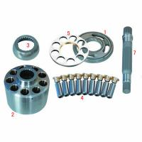 Buy cheap Small Volume Piston Pump Parts Assebly with Valve Plate for A11VO Pump product