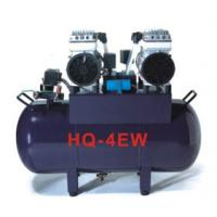 Quality Dental Air compressor,One for four noiseless oil-free air compressor wholesale
