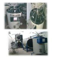 China 50L Laboratory Vertical Steam Sterilizer on sale