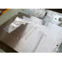 China Carton manufacturing auto die cutting and foil stamping stainless steel die cutting plate on sale