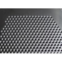 Buy cheap Hot Dipped Perforated Galvanised Sheet , Perforated Steel Plate For Stair Tread from wholesalers