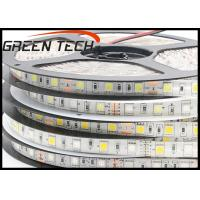 Quality Flexible LED Strip Lighting Waterproof , Outdoor Decoration Dimmable LED Strip Lights wholesale