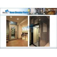 Cheap small residential elevators stainless steel for Cheap home elevators