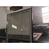 China Internal Blinds Glass With Door Interior Exterior Suit Moisture Resistance on sale