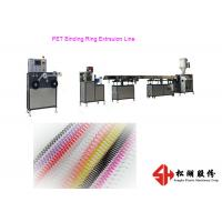 Quality PVC PET Comb Binding Ring Plastic Strip Making Machine with Stainless steel Machine Material wholesale
