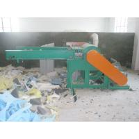 Quality High Efficiency Foam Crush Cutting Machine For Fillings Pillow / Sofa / Toys wholesale