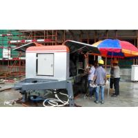 China High Performance Stationary Concrete Pump Oil Absorption And Oil Return Filtration Technology on sale