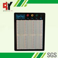 Quality Laboratory Equipment Soldering Breadboard ABS Plastic Black Alum Plate wholesale