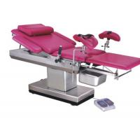 Quality Stainless Steel Frame Gynecology Exam Chair , Gynae Examination Table Adjusted Height wholesale