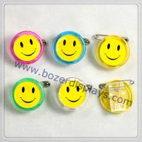 Tin Button Badge for sale