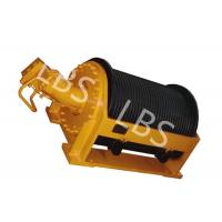 Buy cheap Non-Standard Design of Lengthened Drum for Mining Hydraulic Winch from wholesalers