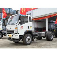 Quality Small Goods Transporting Light Duty Trucks Two Sits Single Berth With A / C wholesale