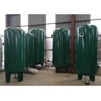 Quality Stainless Steel Oxygen Storage Tank , Portable Storing Oxygen Containers Tanks wholesale