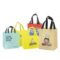 Quality Die Cutting Non Woven Packaging Bag , Promotional Shopping Bag Heat Seal wholesale