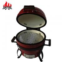 China 16 inch auplex kamado grill for barbecue grill ceramic styles on sale