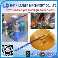 China peanut butter machine for food made in china/butter making machines man your own butter on sale