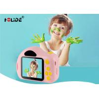 China Rechargeable Battery Kids Digital Video Camera , Kids Action Camera Multiple Functions on sale