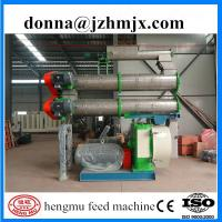 Quality Hot sale waste recycle sinking fish feed pellet production line with CE approved wholesale