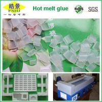 Quality HS 35069190 Hot Melt Glue Pellets For EPE Foam , Aging Resistance wholesale