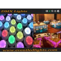 Quality IP55 unique RGB Color centerpiece led light base For Resorts Swimming Pool wholesale