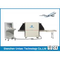 Quality X - Ray Hand Security Baggage Scanner 0.22m / s Conveyor Speed With Color LCD Display wholesale