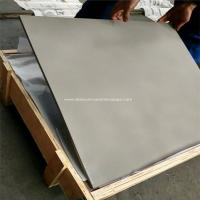 Quality Ti GR5 Grade5 Titanium alloy metal plate sheet 10 *800*800 mm wholesale price wholesale