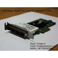 Quality IEEE802.3 Network Standard 1000Mbps Ethernet fiber optical network card wholesale